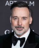 David Furnish Photo - LOS ANGELES CALIFORNIA USA - NOVEMBER 02 David Furnish arrives at the 2019 LACMA Art  Film Gala held at the Los Angeles County Museum of Art on November 2 2019 in Los Angeles California United States (Photo by Xavier CollinImage Press Agency)