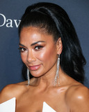 Nicole Scherzinger Photo - BEVERLY HILLS LOS ANGELES CALIFORNIA USA - JANUARY 25 Singer Nicole Scherzinger wearing an Azzi  Ostra gown Le Silla shoes a Jimmy Choo clutch and Jacob  Co jewelry arrives at The Recording Academy And Clive Davis 2020 Pre-GRAMMY Gala held at The Beverly Hilton Hotel on January 25 2020 in Beverly Hills Los Angeles California United States (Photo by Xavier CollinImage Press Agency)