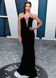 Sara Sampaio Photo - BEVERLY HILLS LOS ANGELES CALIFORNIA USA - FEBRUARY 09 Sara Sampaio arrives at the 2020 Vanity Fair Oscar Party held at the Wallis Annenberg Center for the Performing Arts on February 9 2020 in Beverly Hills Los Angeles California United States (Photo by Xavier CollinImage Press Agency)