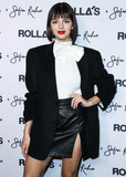 Sofia Richie Photo - WEST HOLLYWOOD LOS ANGELES CALIFORNIA USA - FEBRUARY 20 YouTuber Rebecca Black arrives at Rollas x Sofia Richie Collection Launch Event held at Harriets Rooftop at 1 Hotel West Hollywood on February 20 2020 in West Hollywood Los Angeles California United States (Photo by Xavier CollinImage Press Agency)