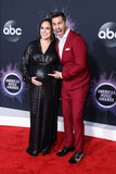Andy Grammer Photo - LOS ANGELES CALIFORNIA USA - NOVEMBER 24 Aijia Grammer and Andy Grammer arrive at the 2019 American Music Awards held at Microsoft Theatre LA Live on November 24 2019 in Los Angeles California United States (Photo by Xavier CollinImage Press Agency)