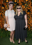 Carly Steel Photo - PACIFIC PALISADES LOS ANGELES CA USA - OCTOBER 06 Carly Steel Rebel Wilson at the 9th Annual Veuve Clicquot Polo Classic Los Angeles held at Will Rogers State Historic Park on October 6 2018 in Pacific Palisades Los Angeles California United States (Photo by Xavier CollinImage Press Agency)