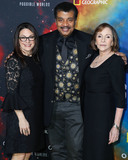 Ann Druyan Photo - WESTWOOD LOS ANGELES CALIFORNIA USA - FEBRUARY 26 Courteney Monroe Neil deGrasse Tyson and Ann Druyan arrive at the Los Angeles Premiere Of National Geographics Cosmos Possible Worlds held at Royce Hall at the University of California Los Angeles (UCLA) on February 26 2020 in Westwood Los Angeles California United States (Photo by Xavier CollinImage Press Agency)
