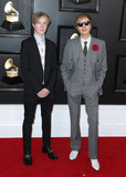 Beck Photo - LOS ANGELES CALIFORNIA USA - JANUARY 26 Beck and Cosimo Henri arrive at the 62nd Annual GRAMMY Awards held at Staples Center on January 26 2020 in Los Angeles California United States (Photo by Xavier CollinImage Press Agency)