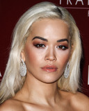 Rita  Ora Photo - LOS ANGELES CA USA - FEBRUARY 20 Singer Rita Ora wearing an Ashi Studio outfit arrives at the VH1 Trailblazer Honors 2019 held at The Wilshire Ebell Theatre on February 20 2019 in Los Angeles California United States (Photo by Image Press Agency)