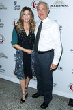 Shakespear Photo - (FILE) Tom Hanks and Rita Wilson Test Positive for Coronavirus COVID-19 Tom Hanks and Rita Wilson have announced on Wednesday March 11 2020 that they have tested positive for COVID-19 (Coronavirus) the first celebrities to go public with a diagnosis SANTA MONICA LOS ANGELES CALIFORNIA USA - DECEMBER 08 Actor Tom Hanks and wifeactress Rita Wilson arrive at 25th Annual Simply Shakespeare Benefit Reading of Twelfth Night held at The Broad Stage on December 8 2015 in Santa Monica Los Angeles California United States (Photo by Xavier CollinImage Press Agency)
