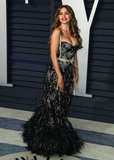 Dolce and Gabbana Photo - BEVERLY HILLS LOS ANGELES CA USA - FEBRUARY 24 Actress Sofia Vergara wearing Dolce and Gabbana with Lorraine Schwartz jewelry arrives at the 2019 Vanity Fair Oscar Party held at the Wallis Annenberg Center for the Performing Arts on February 24 2019 in Beverly Hills Los Angeles California United States (Photo by Xavier CollinImage Press Agency)