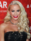 Giselle Photo - BEVERLY HILLS LOS ANGELES CA USA - OCTOBER 18 Gigi Gorgeous Giselle Loren Lazzarato at the amfAR Gala Los Angeles 2018 held at the Wallis Annenberg Center for the Performing Arts on October 18 2018 in Beverly Hills Los Angeles California United States (Photo by Xavier CollinImage Press Agency)