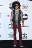 Lenny Kravitz Photo - LOS ANGELES CA USA - OCTOBER 09 Lenny Kravitz in the press room at the 2018 American Music Awards held at the Microsoft Theatre LA Live on October 9 2018 in Los Angeles California United States (Photo by Xavier CollinImage Press Agency)
