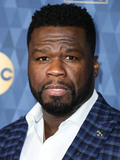 50 Cent Photo - PASADENA LOS ANGELES CALIFORNIA USA - JANUARY 08 Singeractor 50 Cent (Curtis Jackson) arrives at ABC Televisions TCA Winter Press Tour 2020 held at The Langham Huntington Hotel on January 8 2020 in Pasadena Los Angeles California United States (Photo by Xavier CollinImage Press Agency)