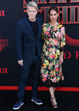 Lisa Maris Photo - SANTA MONICA LOS ANGELES CALIFORNIA USA - JUNE 28 Cary Elwes and Lisa Marie Kubikoff arrive at the World Premiere Of Netflixs Stranger Things Season 3 held at Santa Monica High School on June 28 2019 in Santa Monica Los Angeles California United States (Photo by Xavier CollinImage Press Agency)