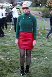 Katie Perry Photo - CALABASAS LOS ANGELES CA USA - DECEMBER 02 Singer Katy Perry arrives at the One Love Malibu Festival Benefit Concert For Woolsey Fire Recovery held at the King Gillette Ranch on December 2 2018 in Calabasas Los Angeles California United States (Photo by Xavier CollinImage Press Agency)