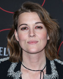 Brandi Carlile Photo - LOS ANGELES CA USA - FEBRUARY 07 Singer Brandi Carlile arrives at the Warner Music Pre-Grammy Party 2019 held at The NoMad Hotel Los Angeles on February 7 2019 in Los Angeles California United States (Photo by Xavier CollinImage Press Agency)