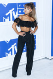 Alexander Wang Photo - (FILE) Ariana Grande and Pete Davidson end engagement The romance between Sweetener singer Ariana Grande and SNL performer Pete Davidson has turned sour The couple whose whirlwind romance-turned-engagement powered the celebrity gossip machine through the summer has split a source close to the singer tells CNN Davidson confirmed their engagement in June They had been dating a few weeks at the time MANHATTAN NEW YORK CITY NY USA - AUGUST 28 Singer Ariana Grande wearing an Alexander Wang outfit arrives at the 2016 MTV Video Music Awards at held at Madison Square Garden on August 28 2016 in Manhattan New York City New York United States (Photo by Xavier CollinImage Press Agency)