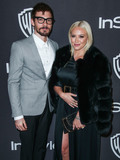 Hilary Duff Photo - (FILE) Hilary Duff And Matthew Koma Are Married BEVERLY HILLS LOS ANGELES CALIFORNIA USA - JANUARY 06 Singer Matthew Koma and girlfriendactress Hilary Duff arrive at the 2019 InStyle And Warner Bros Pictures Golden Globe Awards After Party held at The Beverly Hilton Hotel on January 6 2019 in Beverly Hills Los Angeles California United States (Photo by Xavier CollinImage Press Agency)