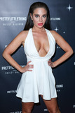 Hailey Baldwin Photo - WEST HOLLYWOOD LOS ANGELES CA USA - NOVEMBER 05 Tulisa Tula Paulinea Contostavlos at the PrettyLittleThing X Hailey Baldwin Launch Event held at Catch LA Restaurant on November 5 2018 in West Hollywood Los Angeles California United States (Photo by Xavier CollinImage Press Agency)