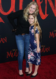 Alison Sweeney Photo - HOLLYWOOD LOS ANGELES CALIFORNIA USA - MARCH 09 Alison Sweeney and Megan Sanov arrive at the World Premiere Of Disneys Mulan held at the El Capitan Theatre and Dolby Theatre on March 9 2020 in Hollywood Los Angeles California United States (Photo by Xavier CollinImage Press Agency)