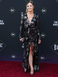Alisha Marie Photo - SANTA MONICA LOS ANGELES CALIFORNIA USA - NOVEMBER 10 Alisha Marie arrives at the 2019 E Peoples Choice Awards held at Barker Hangar on November 10 2019 in Santa Monica Los Angeles California United States (Photo by Xavier CollinImage Press Agency)