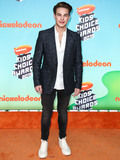 Ricardo Hurtado Photo - LOS ANGELES CA USA - MARCH 23 Ricardo Hurtado arrives at Nickelodeons 2019 Kids Choice Awards held at the USC Galen Center on March 23 2019 in Los Angeles California United States (Photo by Xavier CollinImage Press Agency)