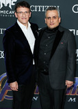 Anthony Russo Photo - LOS ANGELES CALIFORNIA USA - APRIL 22 Directors Anthony Russo and Joe Russo arrive at the World Premiere Of Walt Disney Studios Motion Pictures and Marvel Studios Avengers Endgame held at the Los Angeles Convention Center on April 22 2019 in Los Angeles California United States (Photo by Xavier CollinImage Press Agency)
