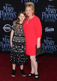 Caroline Rhea Photo - HOLLYWOOD LOS ANGELES CA USA - NOVEMBER 29 Ava Rhea Economopoulos Caroline Rhea arrive at the World Premiere Of Disneys Mary Poppins Returns held at the El Capitan Theatre on November 29 2018 in Hollywood Los Angeles California United States (Photo by David AcostaImage Press Agency)