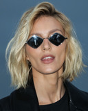 Anja Rubik Photo - MALIBU LOS ANGELES CALIFORNIA USA - JUNE 06 Model Anja Rubik arrives at the Saint Laurent Mens Spring Summer 20 Show held at Paradise Cove Beach on June 6 2019 in Malibu Los Angeles California United States (Photo by Xavier CollinImage Press Agency)