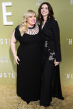Ann Hathaway Photo - HOLLYWOOD LOS ANGELES CALIFORNIA USA - MAY 08 Rebel Wilson and Anne Hathaway arrive at the Los Angeles Premiere Of MGMs The Hustle held at ArcLight Cinerama Dome on May 8 2019 in Hollywood Los Angeles California United States (Photo by David AcostaImage Press Agency)