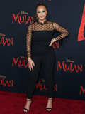 Nia Sioux Photo - HOLLYWOOD LOS ANGELES CALIFORNIA USA - MARCH 09 Nia Sioux Frazier arrives at the World Premiere Of Disneys Mulan held at the El Capitan Theatre and Dolby Theatre on March 9 2020 in Hollywood Los Angeles California United States (Photo by Xavier CollinImage Press Agency)