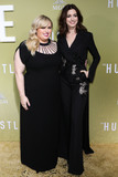 Rebel Wilson Photo - HOLLYWOOD LOS ANGELES CALIFORNIA USA - MAY 08 Rebel Wilson and Anne Hathaway arrive at the Los Angeles Premiere Of MGMs The Hustle held at ArcLight Cinerama Dome on May 8 2019 in Hollywood Los Angeles California United States (Photo by David AcostaImage Press Agency)