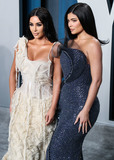 Kim Kardashian-West Photo - BEVERLY HILLS LOS ANGELES CALIFORNIA USA - FEBRUARY 09 Kim Kardashian West and Kylie Jenner arrive at the 2020 Vanity Fair Oscar Party held at the Wallis Annenberg Center for the Performing Arts on February 9 2020 in Beverly Hills Los Angeles California United States (Photo by Xavier CollinImage Press Agency)