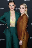 Ali Farka Tour Photo - WEST HOLLYWOOD LOS ANGELES CALIFORNIA USA - JANUARY 23 Aly Michalka and AJ Michalka arrive at the Spotify Best New Artist 2020 Party held at The Lot Studios on January 23 2020 in West Hollywood Los Angeles California United States (Photo by Xavier CollinImage Press Agency)
