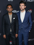 Adam Scott Photo - HOLLYWOOD LOS ANGELES CA USA - MARCH 21 Actors Aziz Ansari and Adam Scott arrive at the 2019 PaleyFest LA - NBCs Parks and Recreation 10th Anniversary Reunion held at the Dolby Theatre on March 21 2019 in Hollywood Los Angeles California United States (Photo by Xavier CollinImage Press Agency)