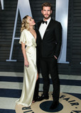 Wallis Annenberg Photo - (FILE) Miley Cyrus and Liam Hemsworth Split BEVERLY HILLS LOS ANGELES CALIFORNIA USA - MARCH 04 Singer Miley Cyrus and boyfriendactor Liam Hemsworth arrive at the 2018 Vanity Fair Oscar Party held at the Wallis Annenberg Center for the Performing Arts on March 4 2018 in Beverly Hills Los Angeles California United States (Photo by Xavier CollinImage Press Agency)