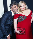 Rebel Wilson Photo - HOLLYWOOD LOS ANGELES CALIFORNIA USA - OCTOBER 15 Taika Waititi and Rebel Wilson arrive at the Premiere Of Fox Searchlights Jojo Rabbit held at the Hollywood American Legion Post 43 on October 15 2019 in Hollywood Los Angeles California United States (Photo by David AcostaImage Press Agency)