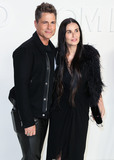 Demi Moore Photo - HOLLYWOOD LOS ANGELES CALIFORNIA USA - FEBRUARY 07 Rob Lowe and Demi Moore arrive at the Tom Ford AutumnWinter 2020 Fashion Show held at Milk Studios on February 7 2020 in Hollywood Los Angeles California United States (Photo by Xavier CollinImage Press Agency)