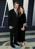Amanda Peet Photo - BEVERLY HILLS LOS ANGELES CA USA - FEBRUARY 24 David Benioff and wifeactress Amanda Peet arrive at the 2019 Vanity Fair Oscar Party held at the Wallis Annenberg Center for the Performing Arts on February 24 2019 in Beverly Hills Los Angeles California United States (Photo by Xavier CollinImage Press Agency)
