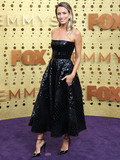 Renee Bargh Photo - LOS ANGELES CALIFORNIA USA - SEPTEMBER 22 Renee Bargh arrives at the 71st Annual Primetime Emmy Awards held at Microsoft Theater LA Live on September 22 2019 in Los Angeles California United States (Photo by Xavier CollinImage Press Agency)