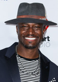 Taye Diggs Photo - LAS VEGAS NEVADA USA - SEPTEMBER 20 Taye Diggs arrives at the 2019 iHeartRadio Music Festival - Night 1 held at T-Mobile Arena on September 20 2019 in Las Vegas Nevada United States (Photo by David AcostaImage Press Agency)