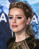 Amber Heard Photo - HOLLYWOOD LOS ANGELES CA USA - DECEMBER 12 Actress Amber Heard arrives at the Los Angeles Premiere Of Warner Bros Pictures Aquaman held at the TCL Chinese Theatre IMAX on December 12 2018 in Hollywood Los Angeles California United States (Photo by David AcostaImage Press Agency)