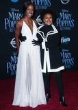 Charmaine Photo - HOLLYWOOD LOS ANGELES CA USA - NOVEMBER 29 Charmaine Lewis Jenifer Lewis at the Los Angeles Premiere Of Disneys Mary Poppins Returns held at the El Capitan Theatre on November 29 2018 in Hollywood Los Angeles California United States (Photo by Image Press Agency)