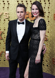 Sam Rockwell Photo - LOS ANGELES CALIFORNIA USA - SEPTEMBER 22 Sam Rockwell and Leslie Bibb arrive at the 71st Annual Primetime Emmy Awards held at Microsoft Theater LA Live on September 22 2019 in Los Angeles California United States (Photo by Xavier CollinImage Press Agency)