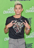 The Game Photo - HOLLYWOOD LOS ANGELES CALIFORNIA USA - SEPTEMBER 05 Frankie Grande arrives at the Los Angeles Premiere Of The Game Changers held at ArcLight Cinemas Hollywood on September 5 2019 in Hollywood Los Angeles California United States (Photo by Image Press Agency)