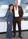 Ata Johnson Photo - HOLLYWOOD LOS ANGELES CALIFORNIA USA - JULY 13 Ata Johnson and sonactor Dwayne Johnson arrive at the World Premiere Of Universal Pictures Fast  Furious Presents Hobbs  Shaw held at Dolby Theatre on July 13 2019 in Hollywood Los Angeles California United States (Photo by Xavier CollinImage Press Agency)