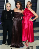 Amy Poehler Photo - BEVERLY HILLS LOS ANGELES CA USA - FEBRUARY 24 Amy Poehler Tina Fey and Maya Rudolph arrive at the 2019 Vanity Fair Oscar Party held at the Wallis Annenberg Center for the Performing Arts on February 24 2019 in Beverly Hills Los Angeles California United States (Photo by Xavier CollinImage Press Agency)