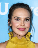 ARIELE KEBBEL Photo - PASADENA LOS ANGELES CALIFORNIA USA - JANUARY 11 Arielle Kebbel arrives at the 2020 NBCUniversal Winter TCA Press Tour held at The Langham Huntington Hotel on January 11 2020 in Pasadena Los Angeles California United States (Photo by Xavier CollinImage Press Agency)