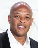 Dres Photo - HOLLYWOOD LOS ANGELES CALIFORNIA USA - FEBRUARY 07 Dr Dre arrives at the Tom Ford AutumnWinter 2020 Fashion Show held at Milk Studios on February 7 2020 in Hollywood Los Angeles California United States (Photo by Xavier CollinImage Press Agency)