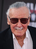 Lover Photo - (FILE) Stan Lee Dies At 95 Stan Lee the legendary writer editor and publisher of Marvel Comics whose fantabulous but flawed creations made him a real-life superhero to comic book lovers everywhere has died He was 95 Lee who began in the business in 1939 and created or co-created Black Panther Spider-Man the X-Men the Mighty Thor Iron Man the Fantastic Four the Incredible Hulk Daredevil and Ant-Man among countless other characters died early Monday morning at Cedars-Sinai Medical Center in Los Angeles a family representative told The Hollywood Reporter LOS ANGELES CA USA - APRIL 12 American comic book writer Stan Lee arrives at the Los Angeles Premiere Of Marvels Captain America Civil War held at the Dolby Theatre on April 12 2016 in Los Angeles California United States (Photo by Image Press Agency)