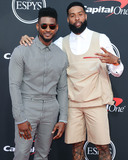 Usher Photo - LOS ANGELES CALIFORNIA USA - JULY 10 Usher Raymond IV and Odell Beckham Jr arrive at the 2019 ESPY Awards held at Microsoft Theater LA Live on July 10 2019 in Los Angeles California United States (Photo by Xavier CollinImage Press Agency)