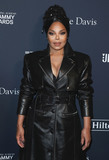 Janet Jackson Photo - BEVERLY HILLS LOS ANGELES CALIFORNIA USA - JANUARY 25 Singer Janet Jackson wearing Alexander Wang arrives at The Recording Academy And Clive Davis 2020 Pre-GRAMMY Gala held at The Beverly Hilton Hotel on January 25 2020 in Beverly Hills Los Angeles California United States (Photo by Xavier CollinImage Press Agency)