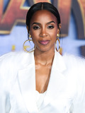 Kelly Rowland Photo - HOLLYWOOD LOS ANGELES CALIFORNIA USA - DECEMBER 09 Singer Kelly Rowland wearing Annakiki arrives at the World Premiere Of Columbia Pictures Jumanji The Next Level held at the TCL Chinese Theatre IMAX on December 9 2019 in Hollywood Los Angeles California United States (Photo by Xavier CollinImage Press Agency)